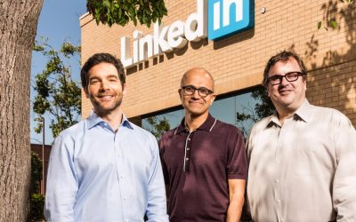 Microsoft | LinkedIn: Why competitors are *still* having sleepless nights.